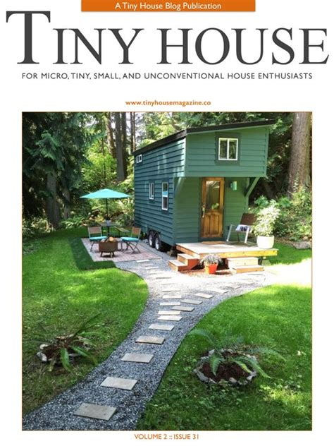 tiny house magazine issue 31