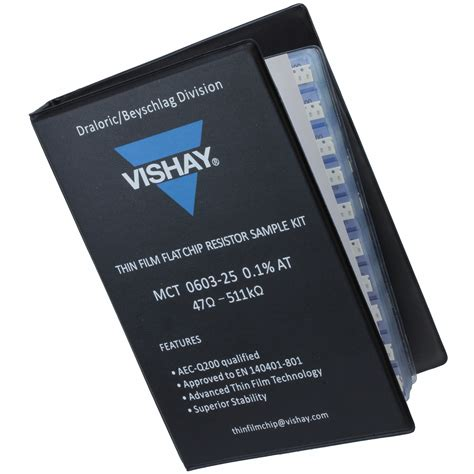 vishay dale resistor kit lct964mct0603mdb00 vishay dale kits digikey