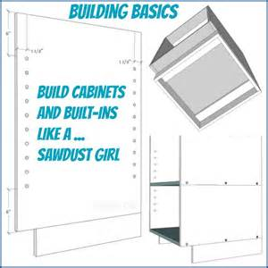 Kitchen Stand Alone Cabinets by Cabinet And Built In Building Basics Sawdust 174