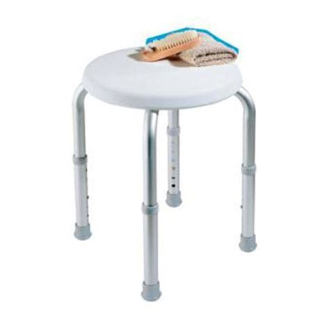 stool for bathtub carex round shower tub stool great for narrow tubs