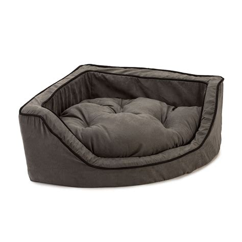 overstuffed luxury sofa dog bed snoozer overstuffed sofa pet bed replacement cover