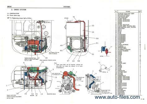 wiring diagram for kobelco sk210 starter elec wiring