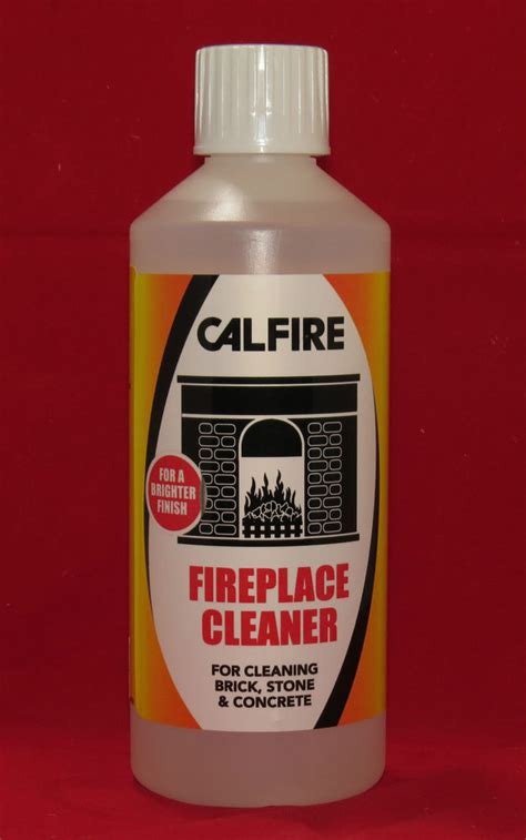 Marble Fireplace Cleaner by Calfire Fireplace Cleaner Soot Tar Remover For Brick