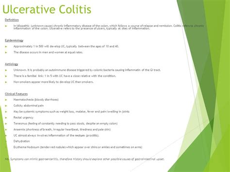 Ulcerative Colitis Stool Pattern by Block 2 2 Ben Brown Abdominal And Altered Bowel