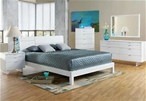 rotta white solid wood bedroom set ebay
