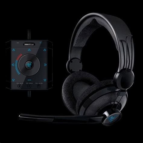 Headset Razer Megalodon razer megalodon 7 1 stimulated surround sound gaming headset