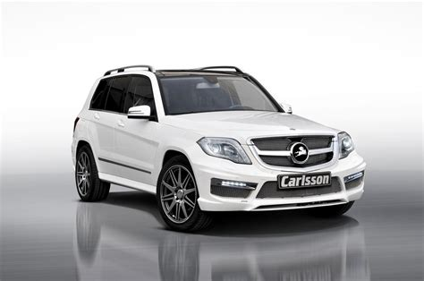 carlson systems mats mercedes glk facelift tuning by carlsson autoevolution