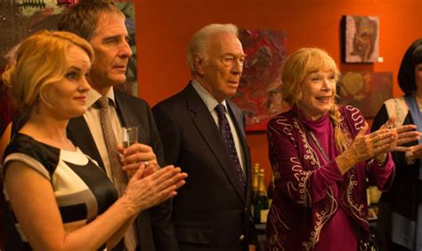 film review elsa and fred shirley maclaine shirley maclaine to be honoured by