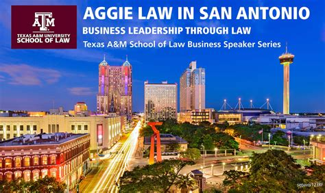 A M San Antonio Mba Application by San Antonio Speaker Series Mjur Program Information