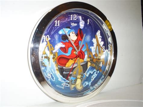 Sale Vintage The Side Of Mickey Mouse Wall Dekorasi 3 vintage mickey mouse wall clock for sale classifieds