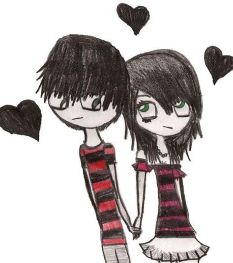 imagenes love emo emo love