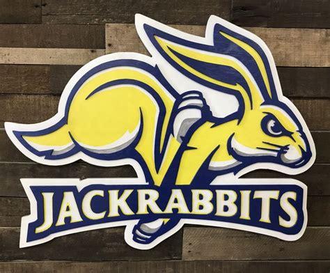 south dakota state jackrabbits  sign jack