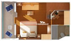 carnival triumph ocean suite floor plan carnival freedom ocean suite stateroom cabin pictures