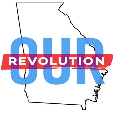 our revolution a future our revolution georgia the future is progressive
