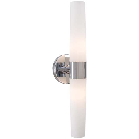 George Kovacs Saber 2 Light Chrome Bath Light P5042 077 Kovacs Bathroom Lighting