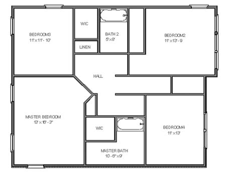 home design and layout hamilton level 2 floor plan
