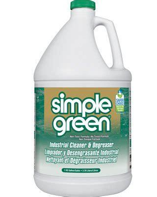 simple green industrial industrial cleaner degreaser