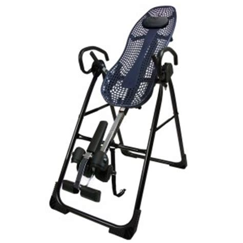 inversion table for spinal stenosis lower back relief exercise equipment spinal