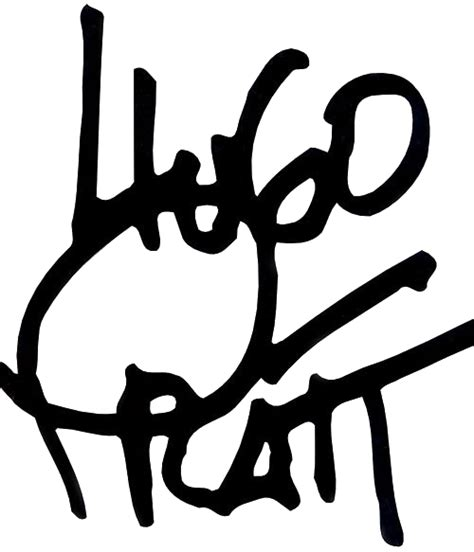 Hugo Signature file hugo pratt signature png wikimedia commons