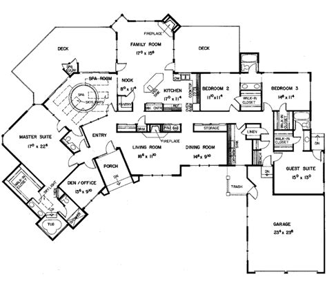 renaissance homes floor plans