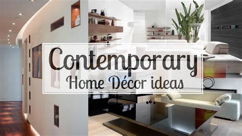 contemporary home decor 6 contemporary home d 233 cor ideas