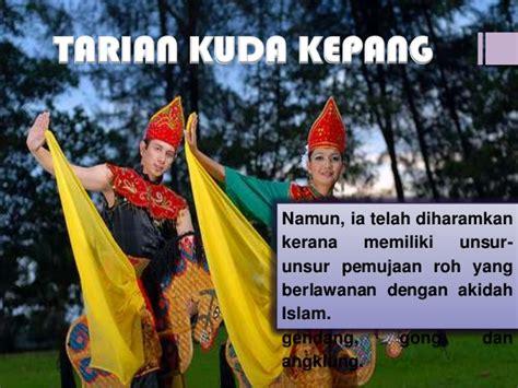 Ad Kepang tarian tradisional melayu