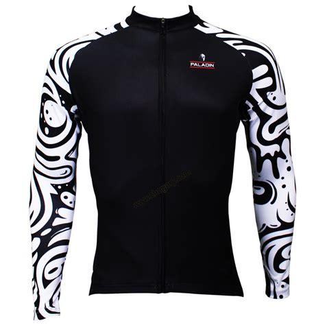 design jersey long sleeve fashionable anti shrink mtb shirts for winter long sleeve