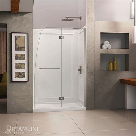 Build Your Own Shower Door 25 Best Ideas About Dreamline Shower Doors On Pinterest Tub Shower Combination Shower Tub