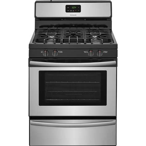 frigidaire 30 in 4 2 cu ft gas range in black