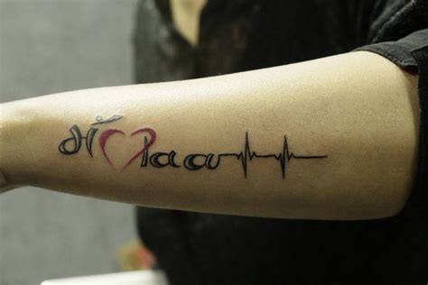tattoo fonts maa minimalist ideas designs that prove subtle things