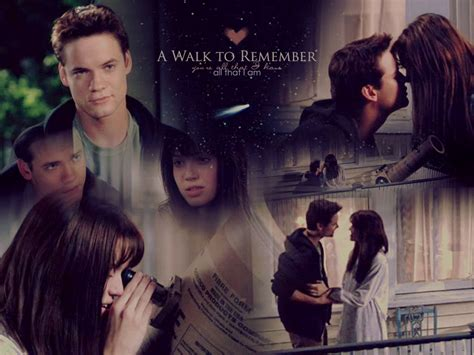 romance film walk to remember a walk to remember sweetsweetcandy