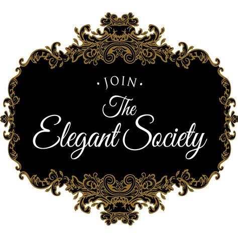 elegant life the elegant society the elegant life with erin kurt