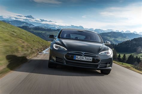 Tesla Model S Norge Tax Exemptions In Cut Tesla Model S Price In Half