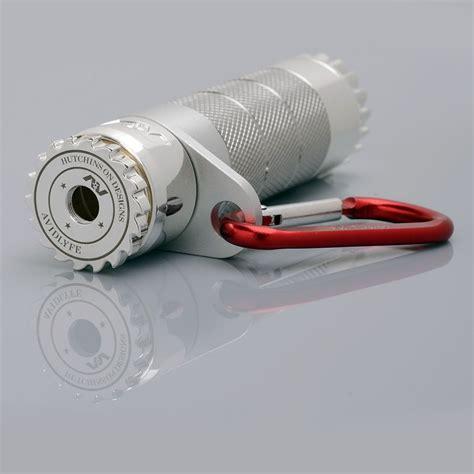 Comp Lyfe Av av able comp lyfe clip rings style 18650 silver mechanical mod