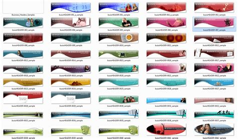 page header template 15 vector header web forum images abstract wavy lines