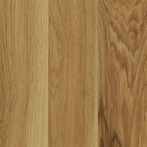 Shaw Flooring Laminate Shaw Collection Hickory 8 Mm X 7 99 In W X 47 9 16 In L Attached Pad Laminate