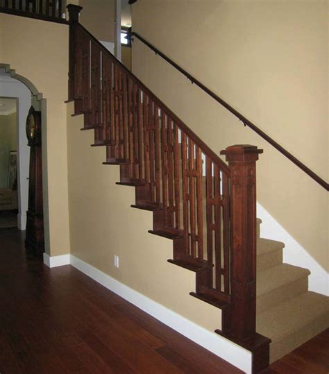 Wooden Banister Parts by 3109 Wood Baluster Stairsupplies