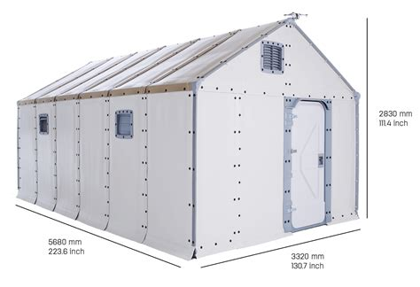 ikea flat pack shelter ikea flat pack refugee shelters awarded design of the year