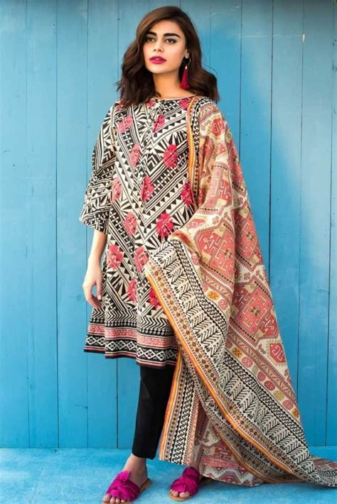 30 Latest Khaadi Lawn Collection 2019 ? SheIdeas