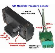 Using A GM MAP Sensor For Measuring Manifold Pressure Tech Edge