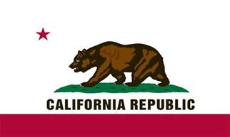 california state colors california state flag beautiful scenery photography