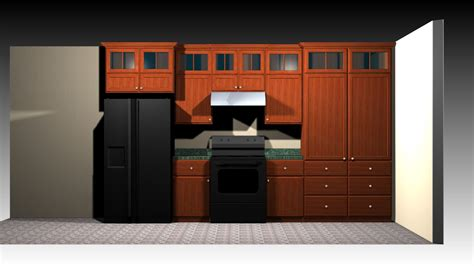 Craftsman Style Cabinets by Mission Style Kitchen Cabinets