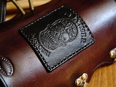 Handcrafted Leather Goods - gallery j leather