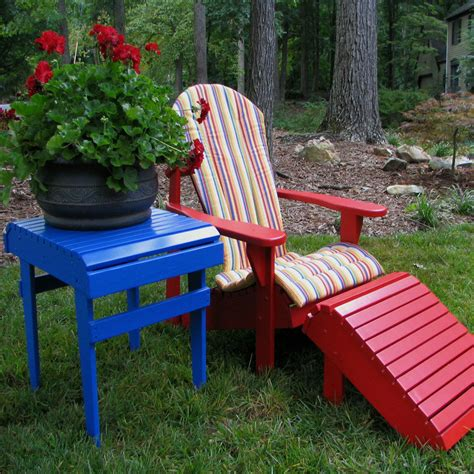 are adirondack chairs comfortable furniture interesting adirondack chair cushions for more