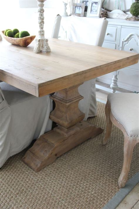 Pottery Barn Banks Table by Pottery Barn Banks Dining Table Home Decor Musings