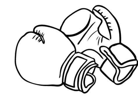 Printable Boxing Gloves Coloring Pages Boxing Day Boxing Gloves Coloring Pages
