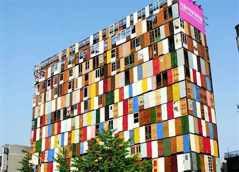 Trash to Treasure: 6 Awesome Buildings Made of Recycled
