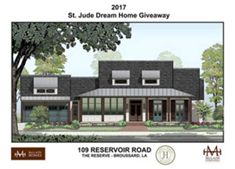 St Jude Dream Home Giveaway 2017 - st jude dream home by mclain companies lafayette la