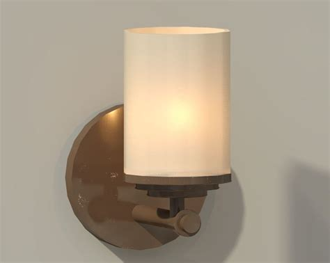 Revit Wall Sconce Revit Wall Sconce Revitcity Object Wall Sconce Rutherford Sconce 3d Model Formfonts 3d Models