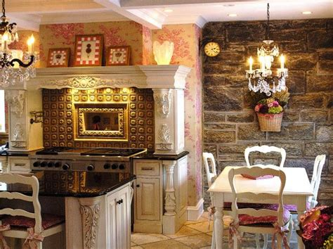 romantic kitchen 10 romantic spaces hgtv